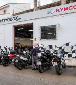 Motobox Mijas. Tu Taller de Motos en Mijas, Fuengirola y provincia de Málaga